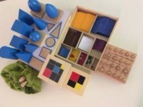Atelier pédagogie Montessori                        (dès 2 ans ½)
